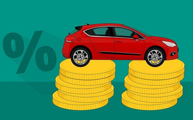 auto na penězích