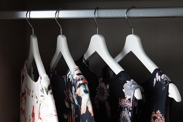 ramínka na šaty